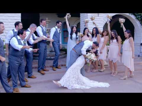 Jarelle & Peter Petrides Documentary Wedding Video @ Bella Rose Estates, Chandler, Arizona