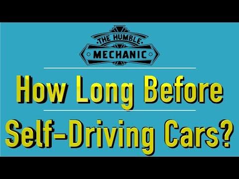 How Long Before Level 5 Autonomous Cars