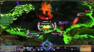 World of Warcraft -Indonesia- Raid 2 Normal Archimonde Kill 26/4/16