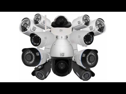 ВИДЫ КАМЕР ВИДЕОНАБЛЮДЕНИЯ. КАК ВЫБРАТЬ? 2019 SPACE TECHNOLOGY системы видеонаблюдения