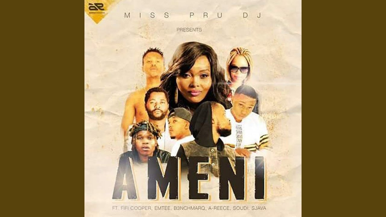 Download Ameni (feat. Emtee, Saudi, Sjava, Fifi Cooper, A-Reece, B3nchMarq)