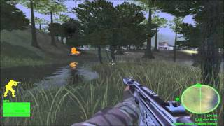 Delta Force Black Hawk Down: Team Sabre Colombia Campaign Mission 1