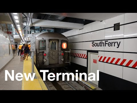 ⁴ᴷ New South Ferry Terminal Reopening (6/27/17)