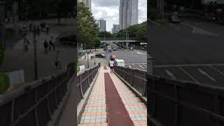 Tokyo Japan Tennis Cross Training Workout