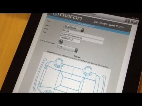 Create your own Mobile Infopath Forms & Apps online/offline with Formotus   www.nviron.co.uk