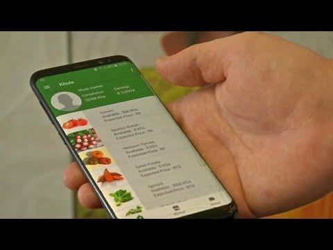 تطبيق جديد يساعد المزارعين على تسويق منتجاتهم في جنوب أفريقيا…  - 06:53-2018 / 11 / 7