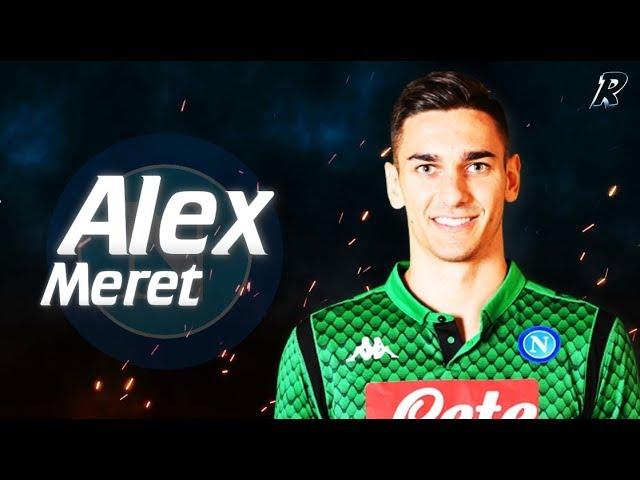 Alex Meret 2018/19 Amazing Saves - SSC Napoli - YouTube