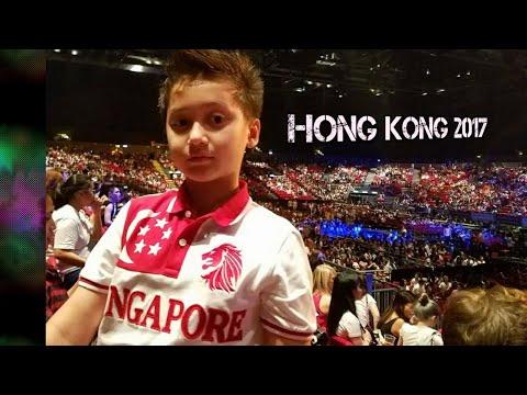Nonton Britney  concert di Hong Kong