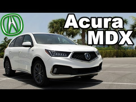 Is It WORTH $55K? 2019 Acura MDX A Spec Review