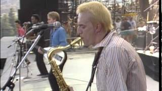 "The English Beat: Live At The US Festival - ""Mirror In The Bathroom"""