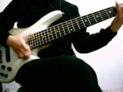 LOOKING UP (CASIOPEA) Bass Cover