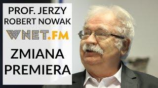 Prof. Jerzy Robert Nowak ostro o Morawieckim: Czekam na czyny, nie piękne słowa!