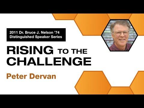 Chemist Peter Dervan - 2011 Nelson Speaker Series