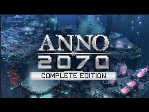 Anno 2070 Complete Edition Sale on EPIC Games |