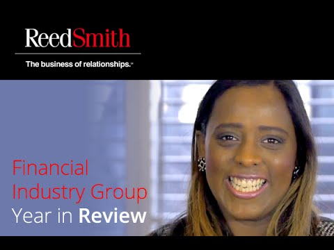 Financial Industry Group Highlights and Aspirations