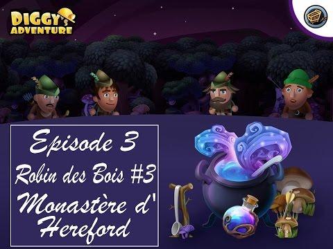 Diggy's Adventure Episode 3 - Robin des Bois #3 - Il faut sauver Marianne!