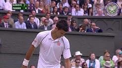 Rivalling Wimbledon's greatest tie-break?