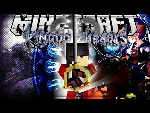 Minecraft: Mod Showcase - Kingdom Keys [ KINGDOM HEARTS IN MINECRAFT ]
