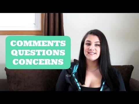 Answering your Questions! | Our Lives, Our Reasons, Our Sanity