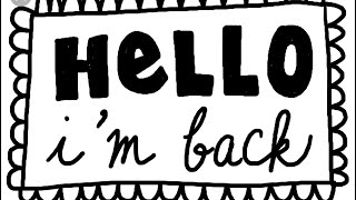 I'm Back!!! Stronger by the Mile