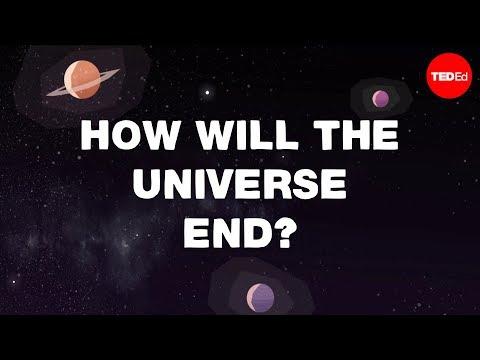 The death of the universe - Renée Hlozek