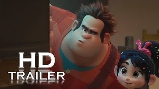Ralph Breaks the Internet 2018   Official  Fİnel Trailer   Cinema