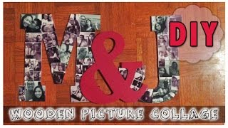 DIY Picture Collage