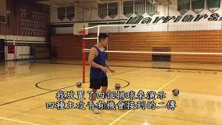 排球教學 怎樣改善 扣球 時機 預判 Improve Spiking TIMING Tutorial 中文字幕