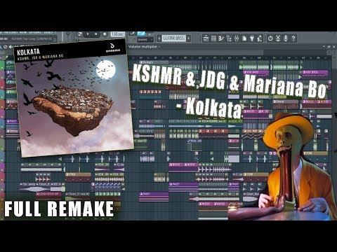 KSHMR & JDG & Mariana Bo - Kolkata| FULL REMAKE