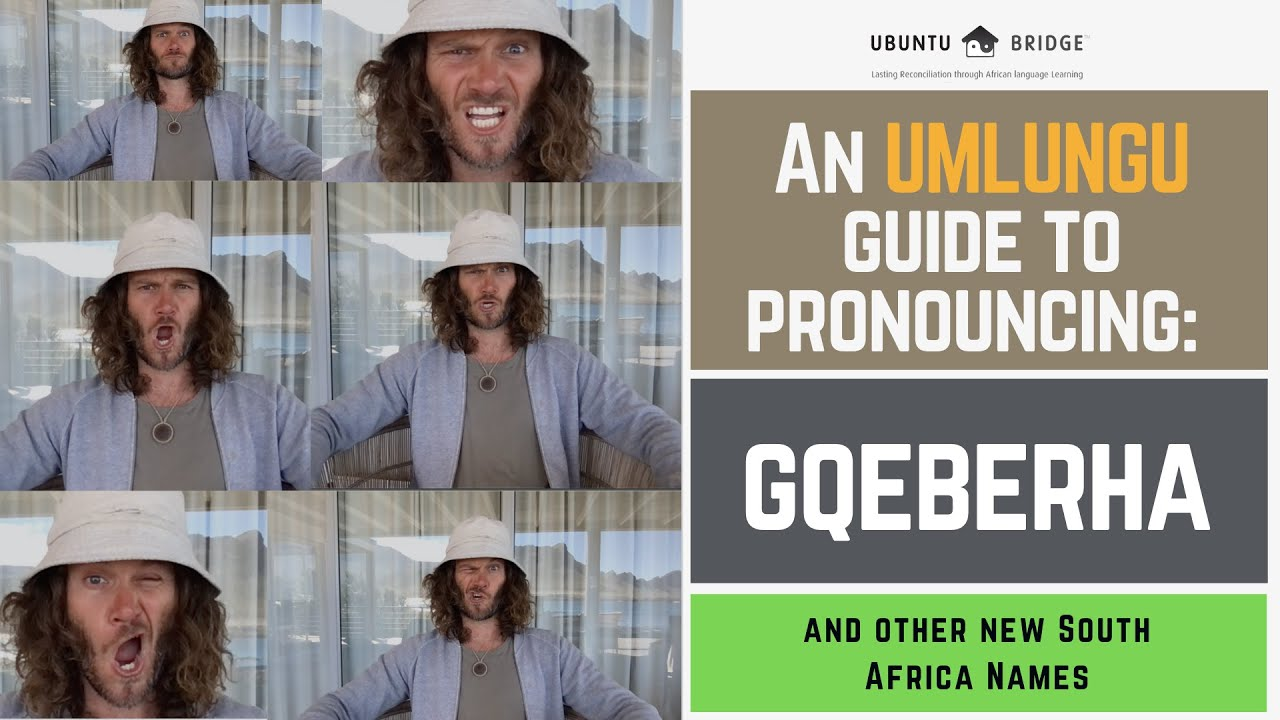 Download How to Pronounce Gqeberha - The Umlungu Guide