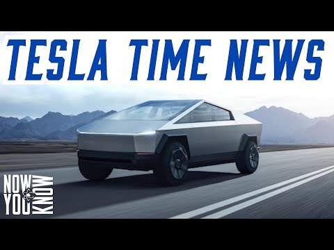 Tesla Time News - Cybertruck Won't Be Smaller