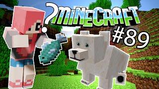 Minecraft - КАК ПРИРУЧИТЬ МЕДВЕДЯ (Серия 89)