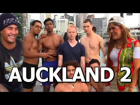 Joe Goes To New Zealand: Auckland (Part 2)