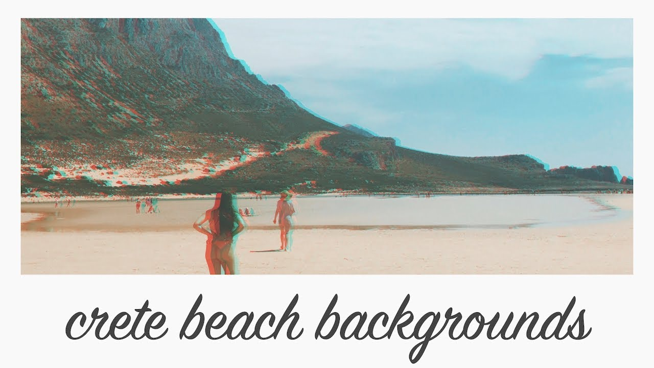 Aesthetic Beach Background Animations Youtube