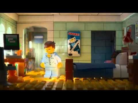 """The Daily Echo: How to wake up to every day like Emmet """"Lego Style""""."""