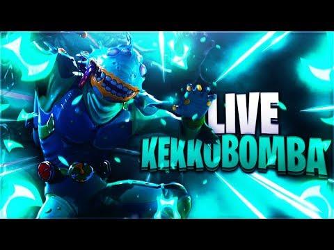 LIVE SU FORTNITE E CAZZEGGIO!, By kekkobomba