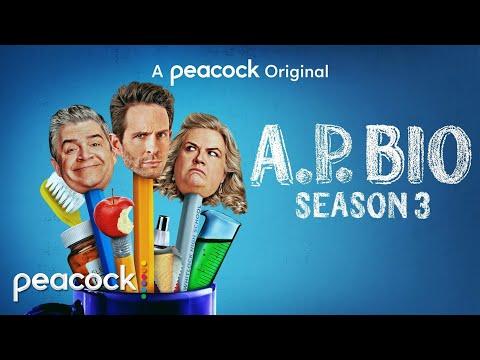 A.P. Bio Season 3 | Official Trailer | Peacock