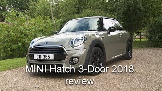 MINI Hatch 3-Door 2018 road test and review