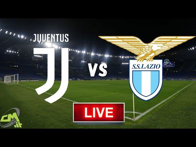 JUVENTUS-LAZIO LIVE! Cronaca in DIRETTA Serie A [NO Streaming]