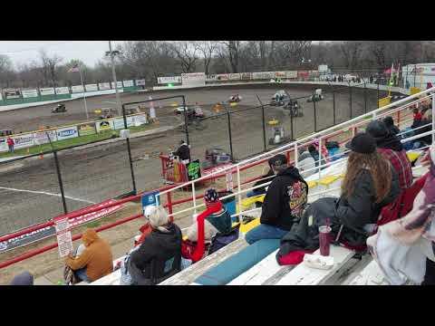 Port City Raceway 3/14/20 NOW 600 Non-wing Heat 1