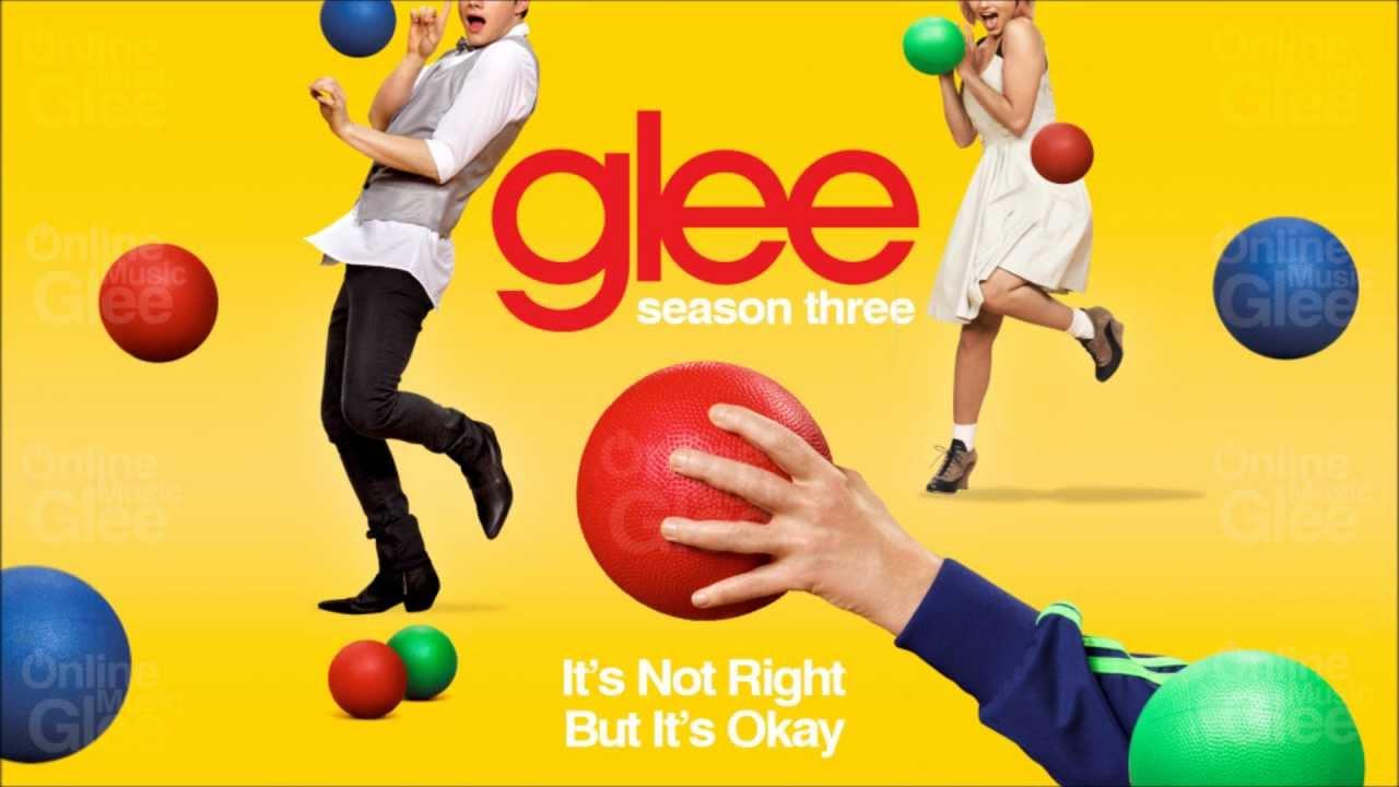 Download It's Not Right But It's Okay - Glee [HD Full Studio]