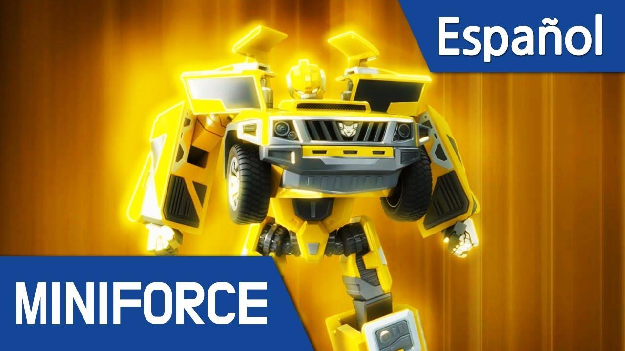 (Español Latino) Miniforce S1 compilation -  Capítulo 22~24 #1