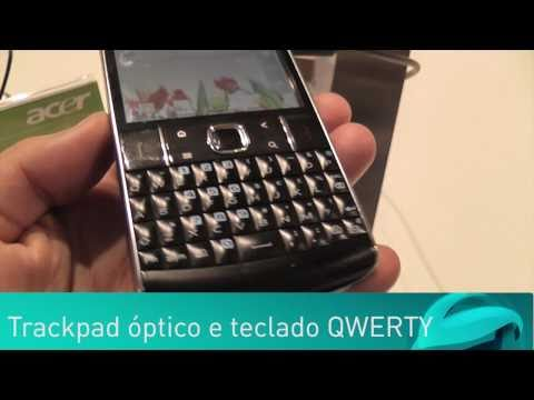[MWC 2011] Acer beTouch E210