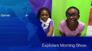 Explorers Morning Show 9.21.18