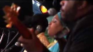 Fatback Band Do the Bus Stop live at Big Chill 2005