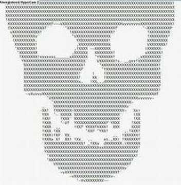 Cool Keyboard Typing Art
