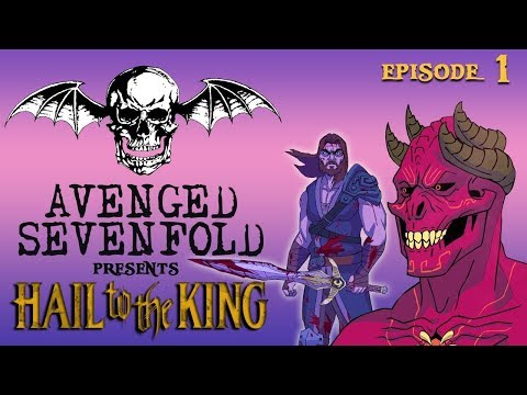 Hail to the King: Deathbat - The Series