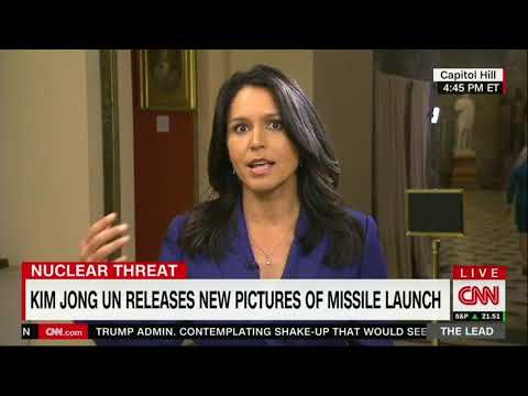 Tulsi Gabbard Discusses US Policy with North Korea