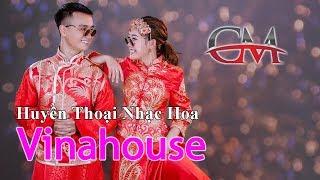 Nonstop Vinahouse 2019 - Huyền Thoại Nhạc Hoa - Túy Hồng Nhan - Thành Đạt Mix | CM Muzik Plus