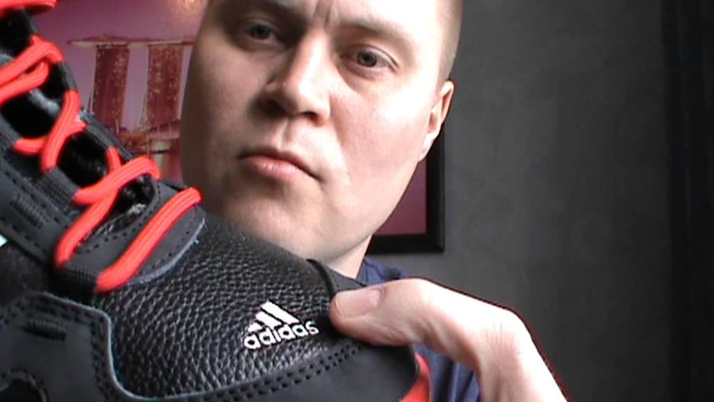 Кроссовки для туризма и активного отдыха Adidas Daroga Two - YouTube